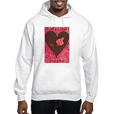 Heart! Jumper Hoody