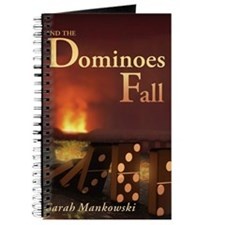 And The Dominoes Fall cover art Journal