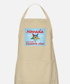 Nevada Eastern Star BBQ Apron