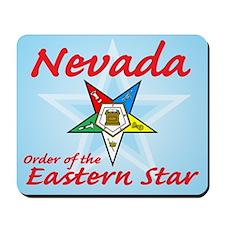 Nevada Eastern Star Mousepad