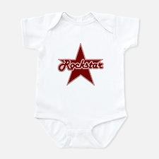 Retro Rockstar Infant Bodysuit