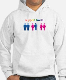 Unique Support gay marriage Hoodie