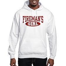 Fireman's Girl Hoodie