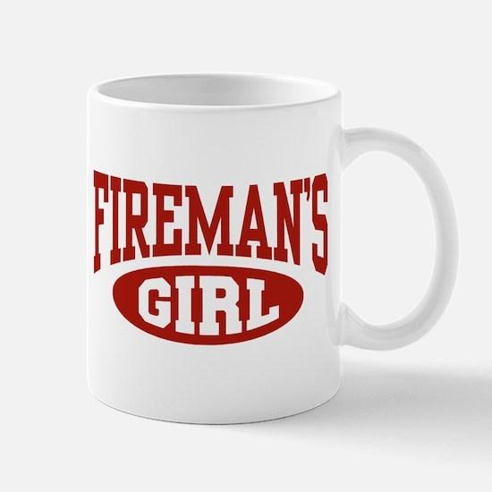 Fireman's Girl Mug