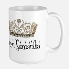 Queen Samantha Large Mug