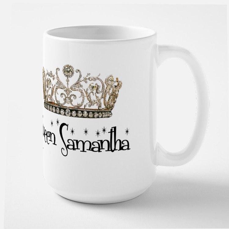 Queen Samantha Mug