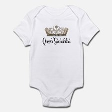 Queen Samantha Infant Bodysuit