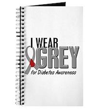 I Wear Grey 10 (Diabetes) Journal