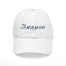 Delaware (blue) Baseball Cap