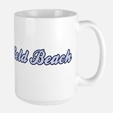 Deerfield Beach (blue) Mug