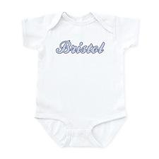 Bristol (blue) Infant Bodysuit