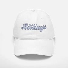 Billings (blue) Baseball Baseball Cap