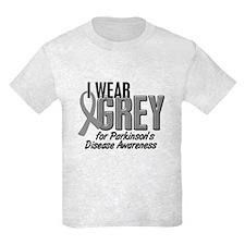 I Wear Grey 10 (Parkinson's) T-Shirt