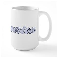 Beaverton (blue) Mug