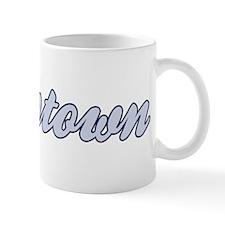 Baytown (blue) Mug