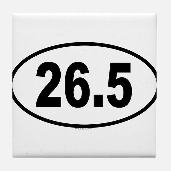 26.5 Tile Coaster