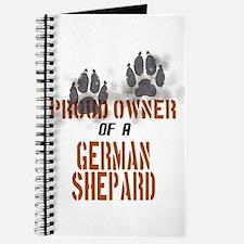 German Shepard Journal
