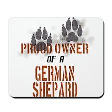 German Shepard Mousepad