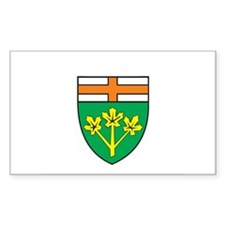 ONTARIO PROVINCE Rectangle Decal