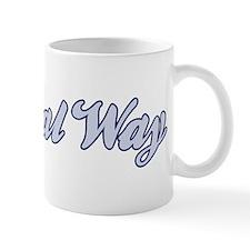 Federal Way (blue) Mug