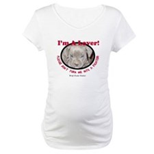 Pit Bull Puppy Anti Dog Fight Shirt
