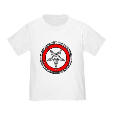 Baphomet Toddler T-Shirt