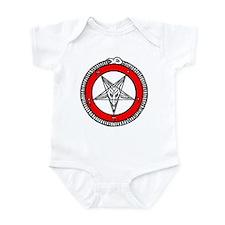 Baphomet Infant Bodysuit