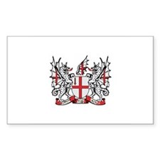LONDON Rectangle Decal