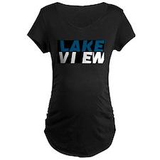 Lakeview (blue/white) T-Shirt