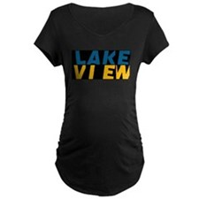 Lakeview (blue/white) T-Shirt