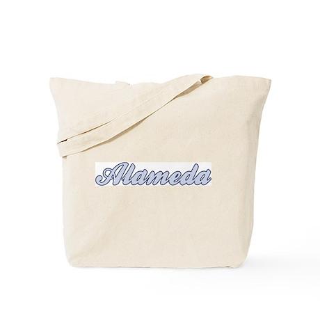 Alameda (blue) Tote Bag