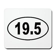 19.5 Mousepad