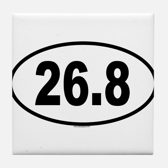 26.8 Tile Coaster