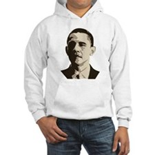Barack Obama Portrait Hoodie