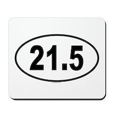 21.5 Mousepad
