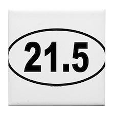 21.5 Tile Coaster