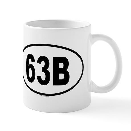 63B Mug