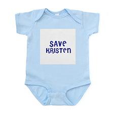 Save Kristen Infant Creeper