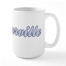 Naperville (blue) Mug