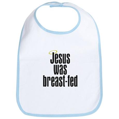 Jesus was breast-fed Bib