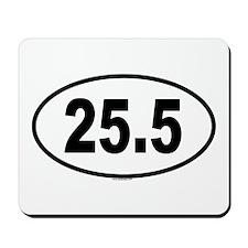 25.5 Mousepad