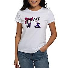 Double Sided Hex & Mye Women's T-shirt