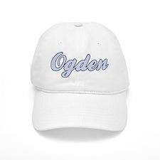 Ogden (blue) Baseball Cap