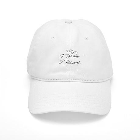 Believe Become Cap