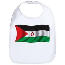 Wavy Western Sahara Bib