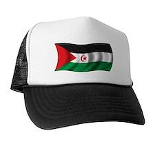 Wavy Western Sahara Hat