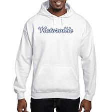 Victorville (blue) Hoodie