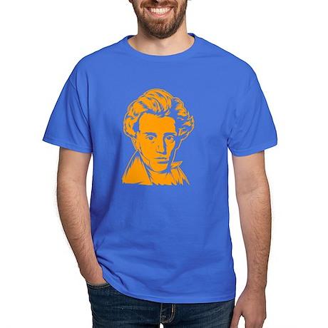Kierkegaard philosophy Dark T-Shirt