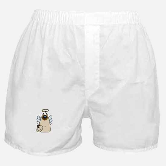 holy kitty (no txt) Boxer Shorts