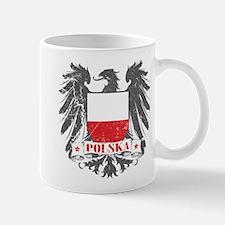 Polska Shield Mug